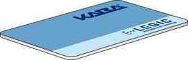 Cartes d'accès utilisateurs Kaba IM965