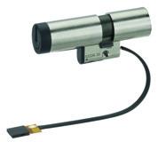 Cylindres doubles KABA evolo 1545-K5/MRD/E300/BSZ mécatronique têtière