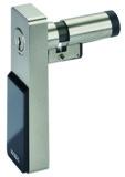 Cylindres mécatroniques KABA evolo 1547-K5/MRD/E300 en applique
