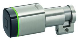 Cylindres numériques KABA evolo 1534-K5/MRD/E300 demi