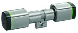 Cylindres numériques KABA evolo 1539-K5/MRD/E300 double