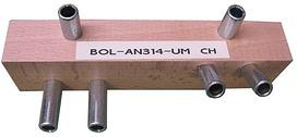Dime di foratura per ficci ANUBA modello C (Norma CH)