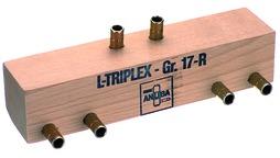 Bohrlehren und Zubehör zu ANUBA-TRIPLEX