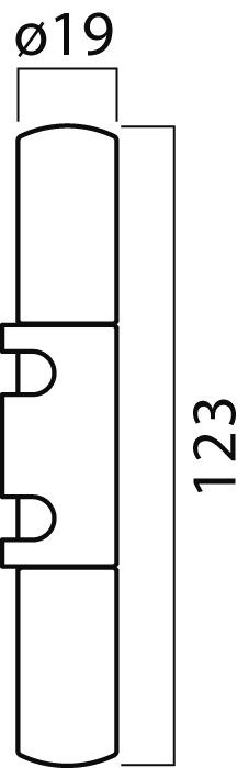 Douilles pour paumelles Top 316 Lift