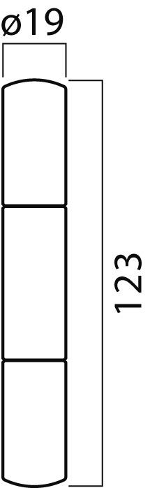 Douilles pour paumelles Herkula 316 Lift