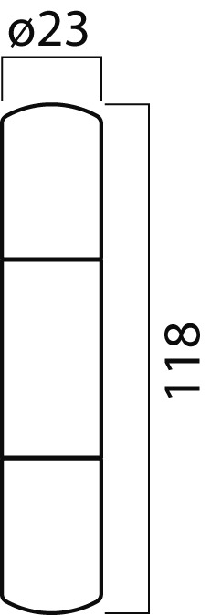 Douilles pour paumelles Duplex 320