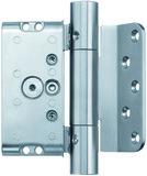 Paumelles pour portes ANUBA Duplex 321-3D-TST
