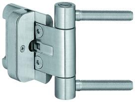 Paumelles pour portes d'entrées SIMONSWERK BAKA  2D 20 RZ 57 et 2D 20 FD RZ 57
