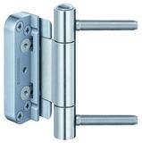 Cerniere da fresare per porte d'entrata SIMONSWERK BAKA Protect 2010 2D e 2D FD