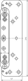 Sous-construction SIMONSWERK VARIANT VX 2505 3D N