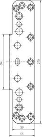 Plaques de recouvrement SIMONSWERK VARIANT VX 2570 KK N