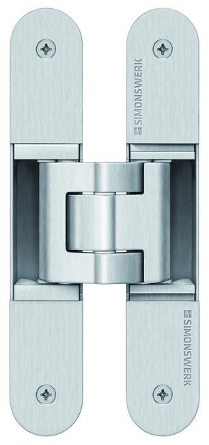 Cerniere-pomelle SIMONSWERK TECTUS TE 340 3D FR