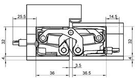 Paumelles SIMONSWERK TECTUS TE 540 3D Energy