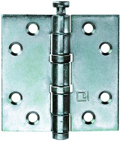 Charnières pour portes avec roulements à billes démontables