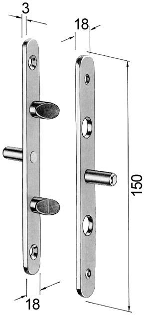 Protections des fiches HEUSSER B1250