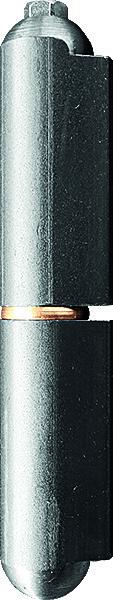 Paumelles à souder BRINER type 28/T