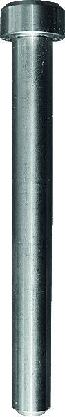 Tiges mobiles en acier inoxydable BRINER type 49