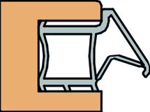 Joint vertical pour CardaTec D4