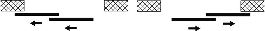 Garniture complémentaire HAWA-Telescopic 80/2