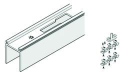 Profil d'insertion pour rail