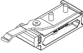 Ripulsori per rotaie per HAWA-Junior 120 A/B/GP