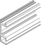 Rails pour HAWA-Aperto 60/H et 60/GL