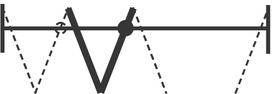 Garniture complémentaire HAWA-Variofold 80/H avec guide