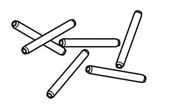 Verbindungsstifte