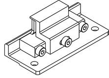 Pièces supplémentaires HAWA-Frontslide 60/matic-Symmetric