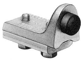 Schienenpuffer (Rohrpuffer) GEZE-APOLL