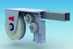 Dispositifs de fermeture pour portes coulissantes DICTATOR Dictamat 50 KP