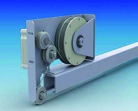 Dispositifs de fermeture pour portes coulissantes DICTATOR Dictamat 50 KW