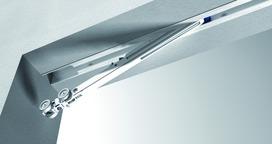 Rientro ammortizzato per EKU-PORTA 60/100 legno / DIVIDO 100 / 100 vetro