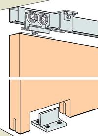 Ferrements pour portes coulissantes EKU-PORTA 600 H