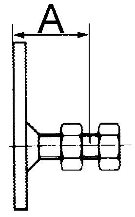 Supports WEBI pour rails dur mesure