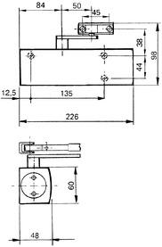 Ferme-porte GEZE TS 2000 V