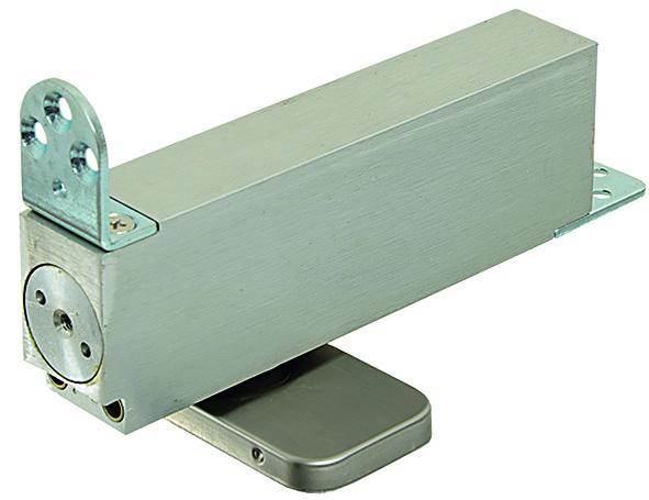 Ferme-porte pour portes va-et-vient KENWA NHN PDC-103W/103W-S