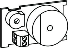 Module d'alarme DORMA RS