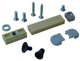 Sac d'accessoires pour DORMA glissières G96 N20