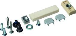 Sac d'accessoires pour DORMAKABA glissières G96 N20