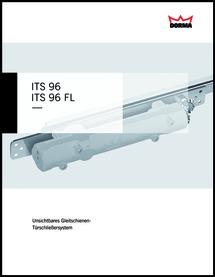 Türschliesser-Dokumentation DORMA ITS 96 und ITS 96 FL