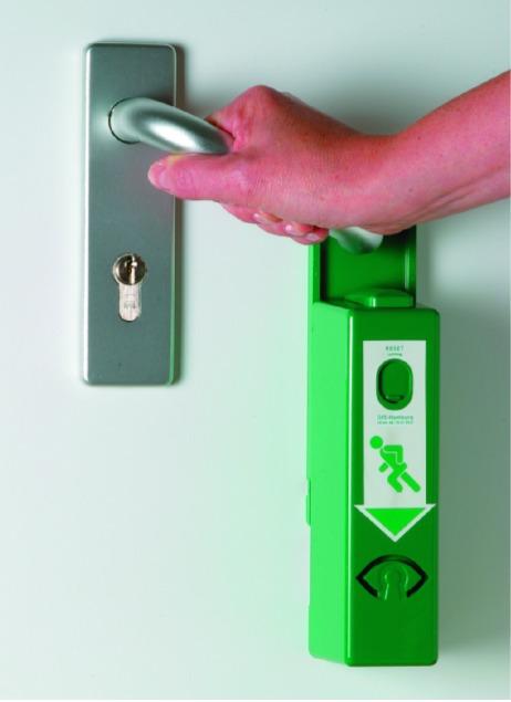 Apparecchi di sorveglianza per uscite di sicurezza EH Exit-Controller MSL