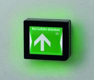 Display Terminale uscita di sicurezza eff-eff ePED 1386D10