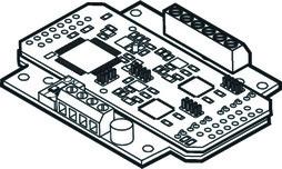 Interface-Modul ePED für Verriegelungen UP eff-eff 1386S