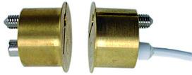 Contacts magnétiques DMCM-20 Z avec boucle de sabotage type Z