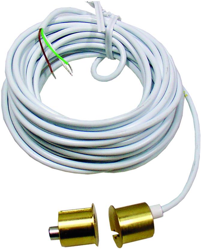 Contatti magnetici DMC-20 C con loop sabotaggio