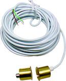 Magnetkontakt DMC-20 DK mit Sabotageschlaufe und Umschaltkontakt