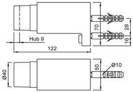 Türpuffer KWS 2920
