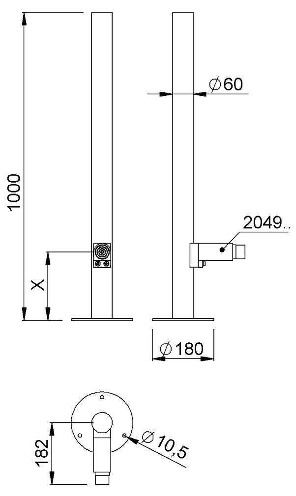 Türpuffer KWS 2921