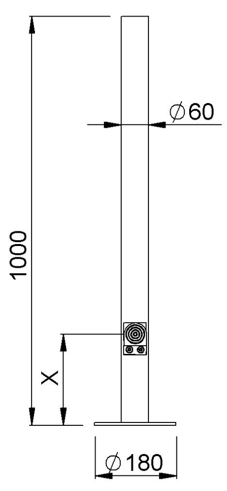 Türpuffer KWS 2922